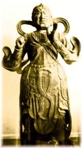 Nei Jing Gong entwickelt die Fähigkeit Qi auszusenden.